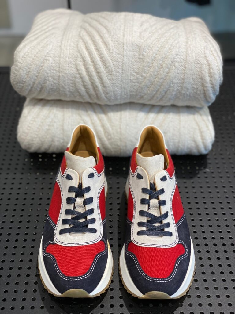 By Malene Birger spring news 2021-02 red sneakers
